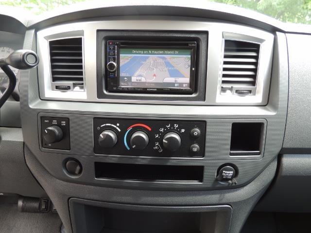 2007 Dodge Ram 2500 SLT 4dr Mega Cab / 4X4 /5.9L DIESEL /NAVI/ LIFTED - Photo 19 - Portland, OR 97217