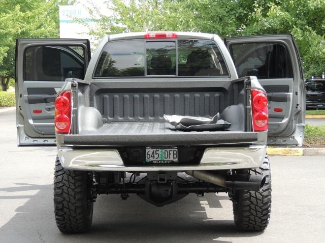 2007 Dodge Ram 2500 SLT 4dr Mega Cab / 4X4 /5.9L DIESEL /NAVI/ LIFTED - Photo 21 - Portland, OR 97217
