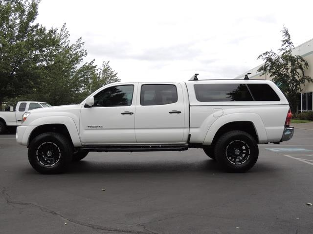 2008 Toyota Tacoma V6 4x4 Double Cab Long Bed 1 Owner Lifted