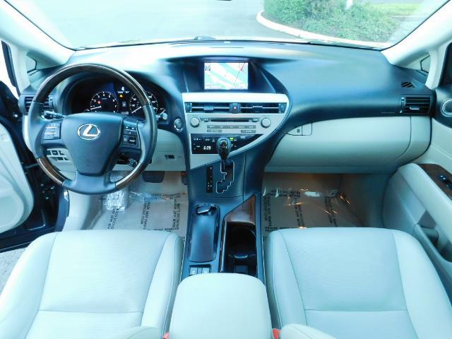 2011 Lexus RX 350 AWD NAVi / Rear Cam / Cooled Seats / LUXURY - Photo 35 - Portland, OR 97217