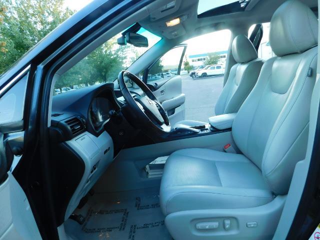 2011 Lexus RX 350 AWD NAVi / Rear Cam / Cooled Seats / LUXURY - Photo 14 - Portland, OR 97217