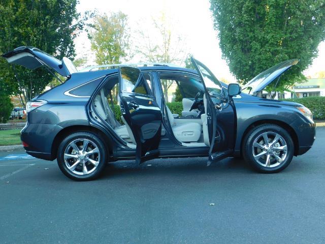 2011 Lexus RX 350 AWD NAVi / Rear Cam / Cooled Seats / LUXURY - Photo 23 - Portland, OR 97217