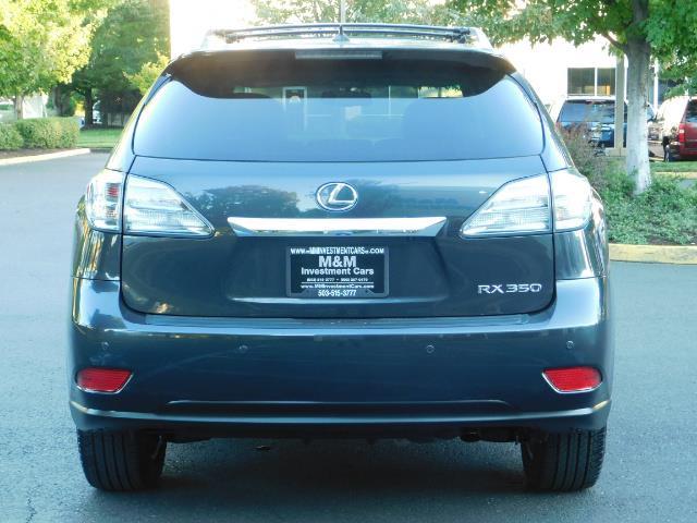 2011 Lexus RX 350 AWD NAVi / Rear Cam / Cooled Seats / LUXURY - Photo 6 - Portland, OR 97217