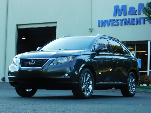 2011 Lexus RX 350 AWD NAVi / Rear Cam / Cooled Seats / LUXURY - Photo 46 - Portland, OR 97217