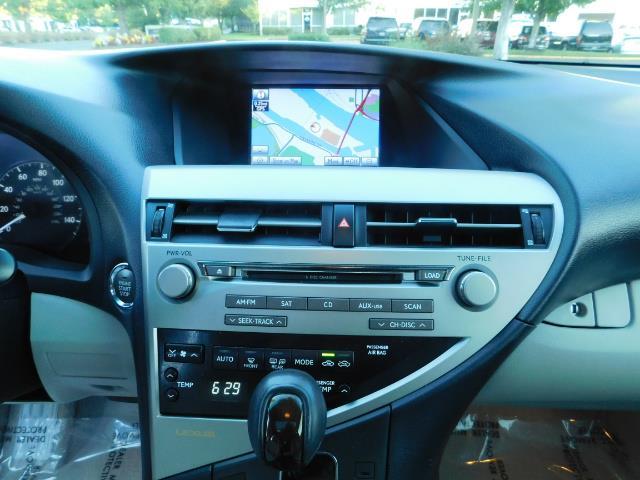 2011 Lexus RX 350 AWD NAVi / Rear Cam / Cooled Seats / LUXURY - Photo 19 - Portland, OR 97217