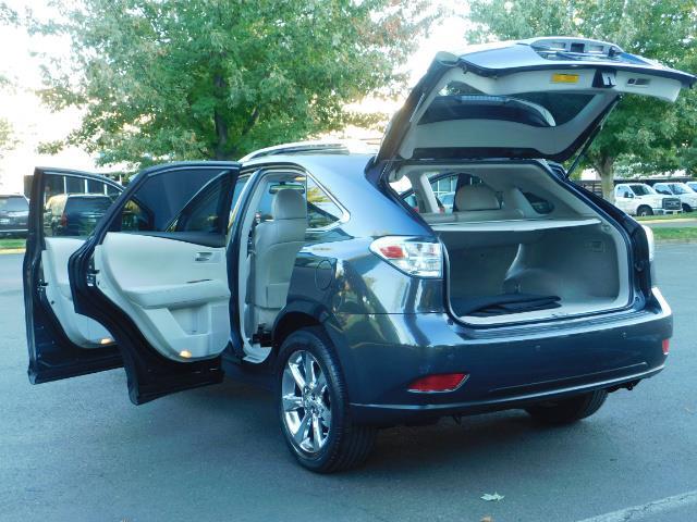 2011 Lexus RX 350 AWD NAVi / Rear Cam / Cooled Seats / LUXURY - Photo 26 - Portland, OR 97217