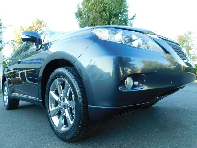 2011 Lexus RX 350 AWD NAVi / Rear Cam / Cooled Seats / LUXURY - Photo 10 - Portland, OR 97217
