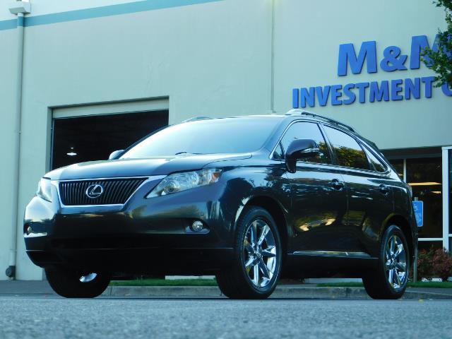 2011 Lexus RX 350 AWD NAVi / Rear Cam / Cooled Seats / LUXURY - Photo 45 - Portland, OR 97217