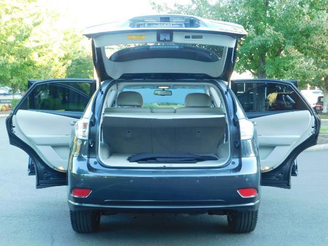 2011 Lexus RX 350 AWD NAVi / Rear Cam / Cooled Seats / LUXURY - Photo 27 - Portland, OR 97217