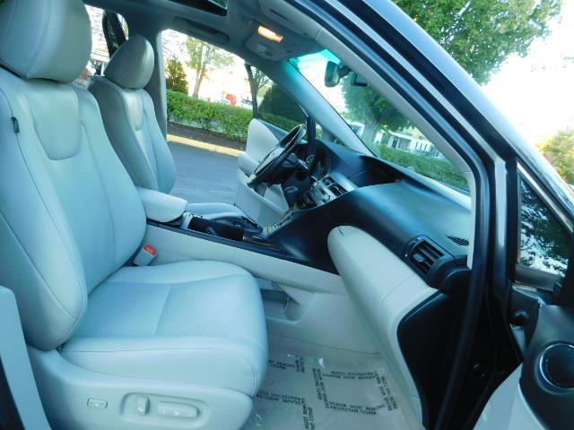 2011 Lexus RX 350 AWD NAVi / Rear Cam / Cooled Seats / LUXURY - Photo 17 - Portland, OR 97217