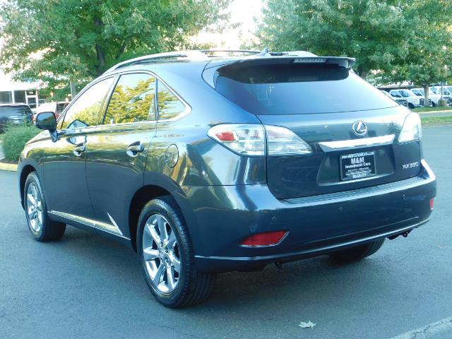 2011 Lexus RX 350 AWD NAVi / Rear Cam / Cooled Seats / LUXURY - Photo 7 - Portland, OR 97217