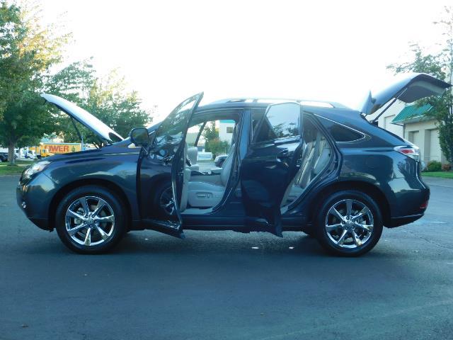 2011 Lexus RX 350 AWD NAVi / Rear Cam / Cooled Seats / LUXURY - Photo 22 - Portland, OR 97217