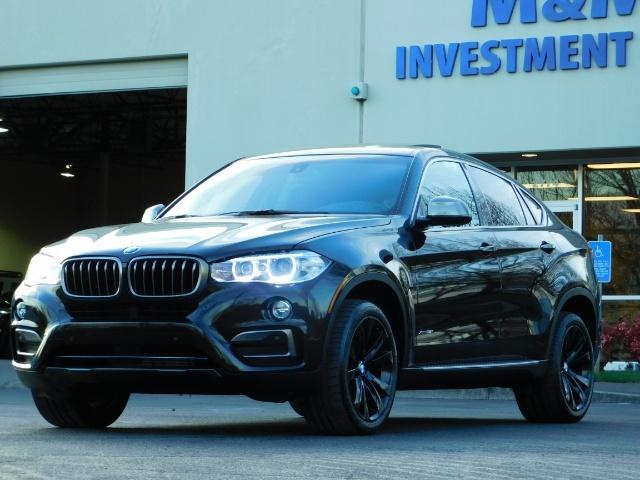 2015 BMW X6 xDrive35i / AWD / 1-OWNER / Navi / Heated seats - Photo 50 - Portland, OR 97217
