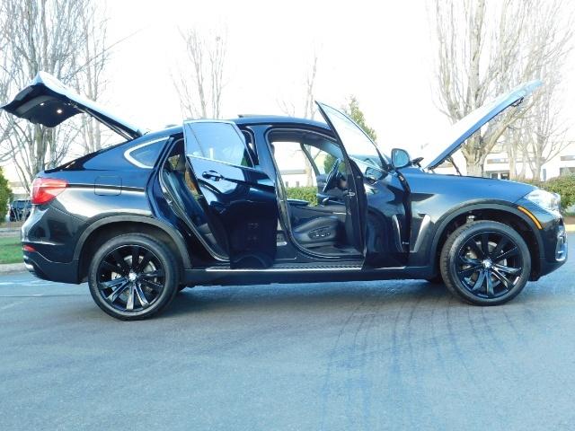 2015 BMW X6 xDrive35i / AWD / 1-OWNER / Navi / Heated seats - Photo 30 - Portland, OR 97217