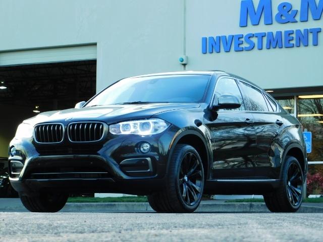 2015 BMW X6 xDrive35i / AWD / 1-OWNER / Navi / Heated seats - Photo 48 - Portland, OR 97217