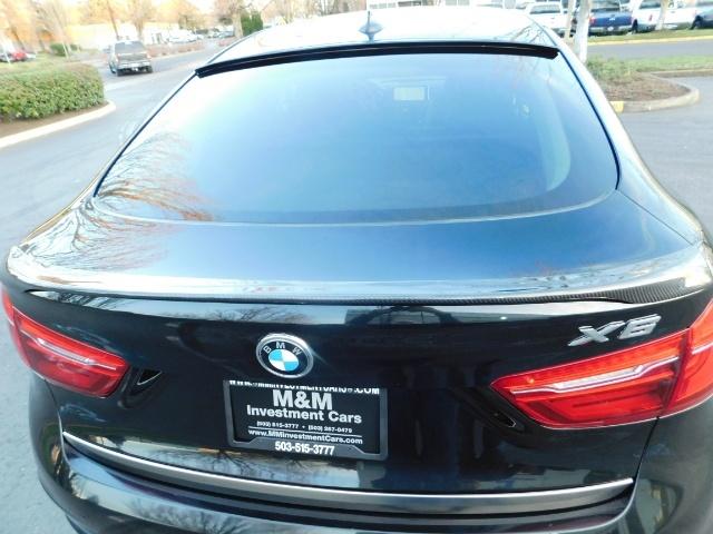 2015 BMW X6 xDrive35i / AWD / 1-OWNER / Navi / Heated seats - Photo 45 - Portland, OR 97217