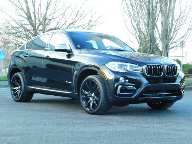 2015 BMW X6 xDrive35i / AWD / 1-OWNER / Navi / Heated seats - Photo 2 - Portland, OR 97217