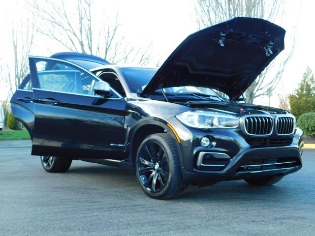 2015 BMW X6 xDrive35i / AWD / 1-OWNER / Navi / Heated seats - Photo 31 - Portland, OR 97217
