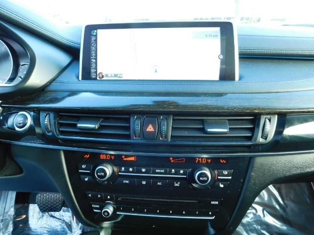 2015 BMW X6 xDrive35i / AWD / 1-OWNER / Navi / Heated seats - Photo 21 - Portland, OR 97217