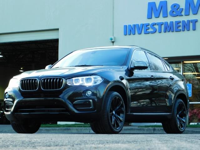 2015 BMW X6 xDrive35i / AWD / 1-OWNER / Navi / Heated seats - Photo 47 - Portland, OR 97217