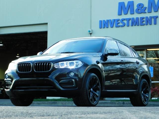 2015 BMW X6 xDrive35i / AWD / 1-OWNER / Navi / Heated seats - Photo 49 - Portland, OR 97217