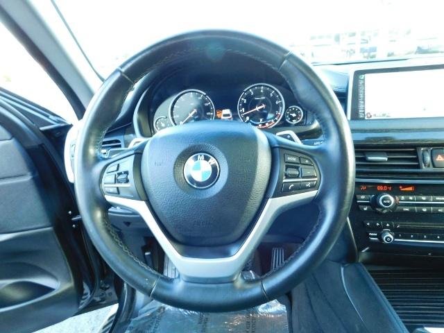 2015 BMW X6 xDrive35i / AWD / 1-OWNER / Navi / Heated seats - Photo 38 - Portland, OR 97217