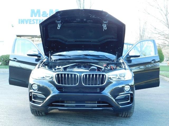 2015 BMW X6 xDrive35i / AWD / 1-OWNER / Navi / Heated seats - Photo 32 - Portland, OR 97217