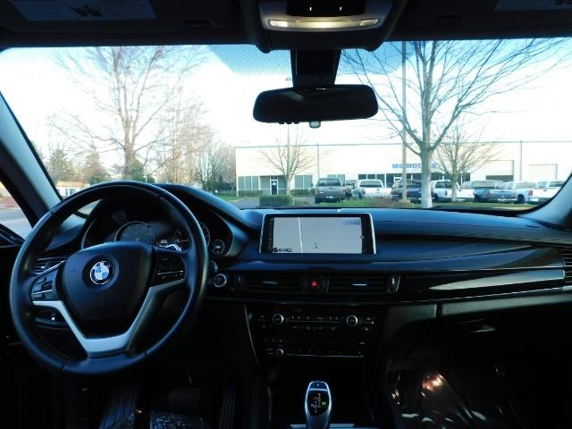 2015 BMW X6 xDrive35i / AWD / 1-OWNER / Navi / Heated seats - Photo 35 - Portland, OR 97217
