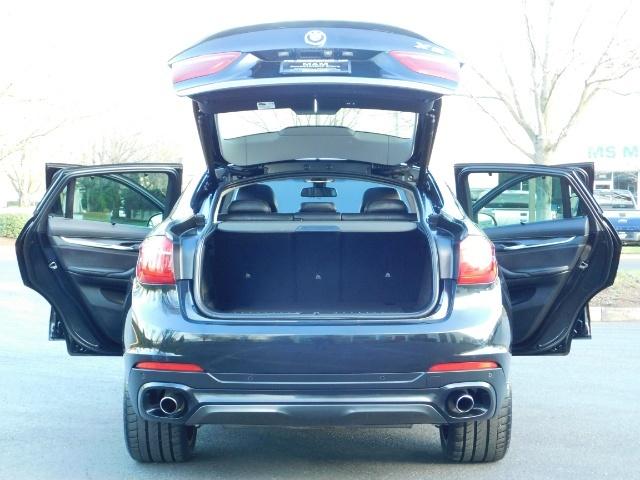 2015 BMW X6 xDrive35i / AWD / 1-OWNER / Navi / Heated seats - Photo 28 - Portland, OR 97217