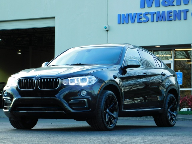2015 BMW X6 xDrive35i / AWD / 1-OWNER / Navi / Heated seats - Photo 51 - Portland, OR 97217