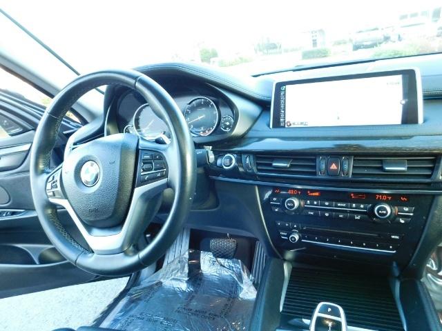 2015 BMW X6 xDrive35i / AWD / 1-OWNER / Navi / Heated seats - Photo 19 - Portland, OR 97217