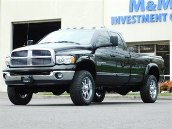 2005 Dodge Ram 3500 1-TON 4X4 / H.O 5.9 DIESEL / LONG BED / 132k Miles
