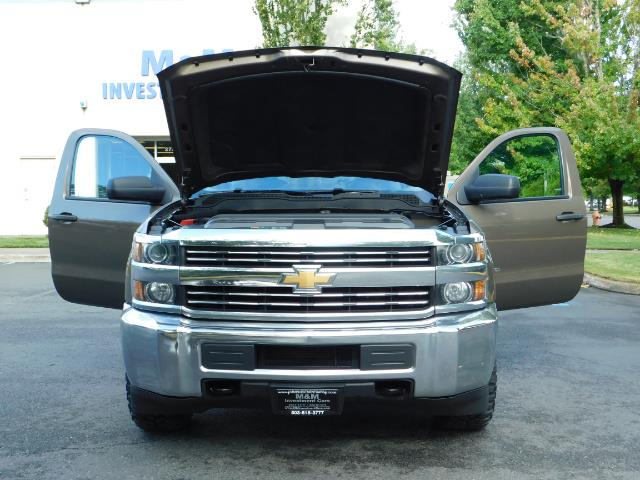 2015 Chevrolet Silverado 2500 Regular cab / 4X4 / 1-OWNER / NEW WHEELS TIRES - Photo 29 - Portland, OR 97217