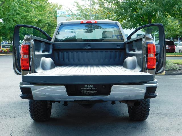 2015 Chevrolet Silverado 2500 Regular cab / 4X4 / 1-OWNER / NEW WHEELS TIRES - Photo 17 - Portland, OR 97217