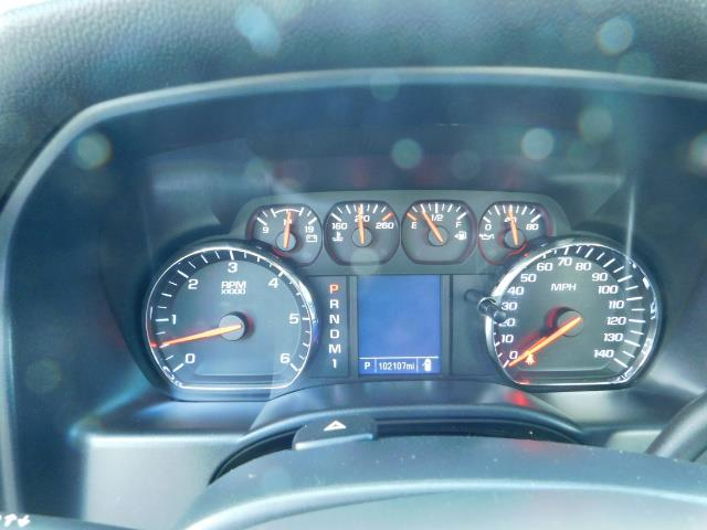 2015 Chevrolet Silverado 2500 Regular cab / 4X4 / 1-OWNER / NEW WHEELS TIRES - Photo 32 - Portland, OR 97217