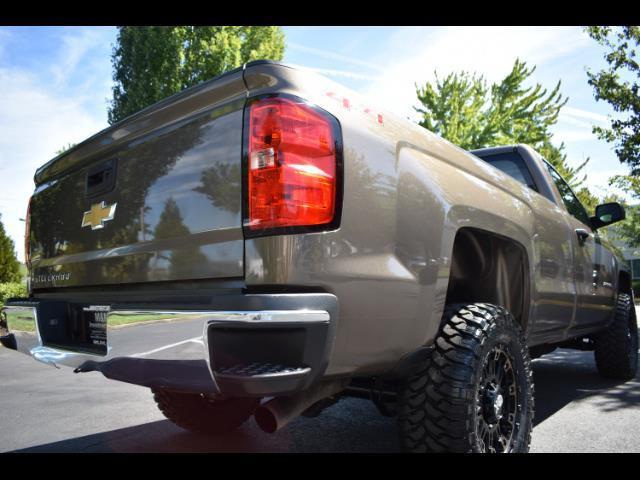 2015 Chevrolet Silverado 2500 Regular cab / 4X4 / 1-OWNER / NEW WHEELS TIRES - Photo 52 - Portland, OR 97217