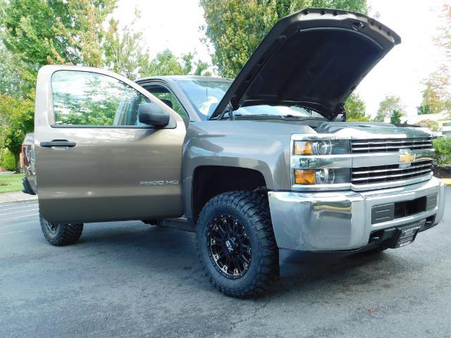2015 Chevrolet Silverado 2500 Regular cab / 4X4 / 1-OWNER / NEW WHEELS TIRES - Photo 24 - Portland, OR 97217