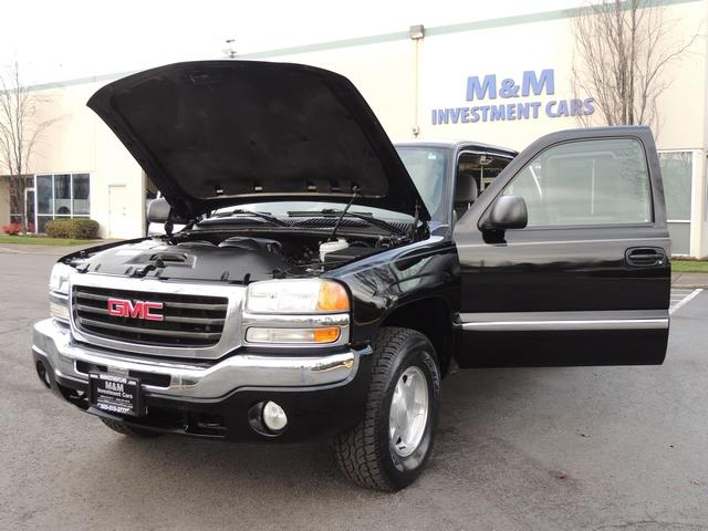 2004 GMC Sierra 1500 SLE 4dr Extended Cab SLE / 4WD / Excel Cond - Photo 25 - Portland, OR 97217