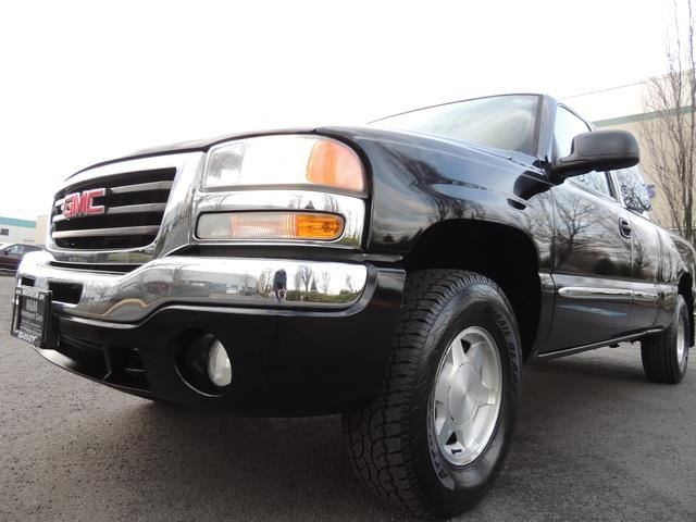 2004 GMC Sierra 1500 SLE 4dr Extended Cab SLE / 4WD / Excel Cond - Photo 11 - Portland, OR 97217
