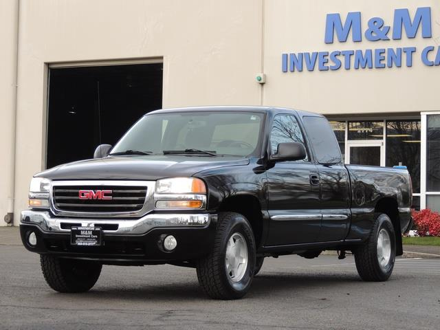 2004 GMC Sierra 1500 SLE 4dr Extended Cab SLE / 4WD / Excel Cond - Photo 45 - Portland, OR 97217