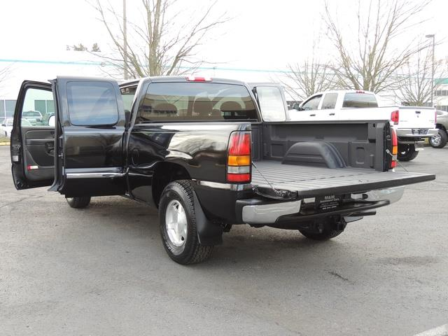 2004 GMC Sierra 1500 SLE 4dr Extended Cab SLE / 4WD / Excel Cond - Photo 27 - Portland, OR 97217