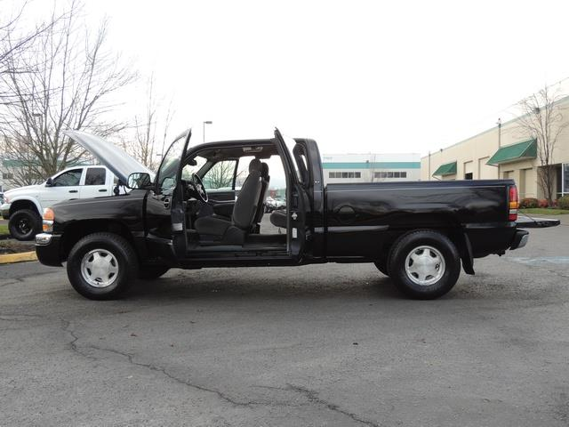 2004 GMC Sierra 1500 SLE 4dr Extended Cab SLE / 4WD / Excel Cond - Photo 26 - Portland, OR 97217