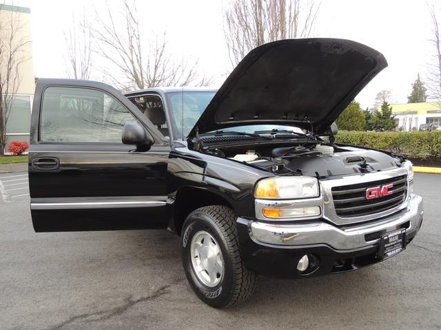 2004 GMC Sierra 1500 SLE 4dr Extended Cab SLE / 4WD / Excel Cond - Photo 31 - Portland, OR 97217