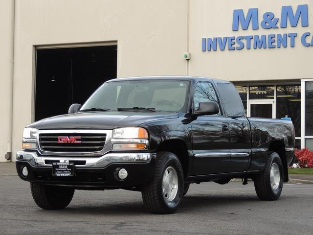 2004 GMC Sierra 1500 SLE 4dr Extended Cab SLE / 4WD / Excel Cond - Photo 1 - Portland, OR 97217