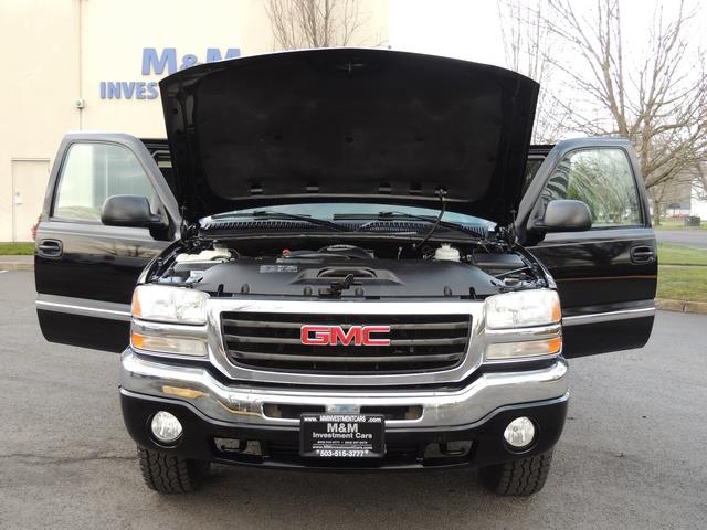 2004 GMC Sierra 1500 SLE 4dr Extended Cab SLE / 4WD / Excel Cond - Photo 32 - Portland, OR 97217