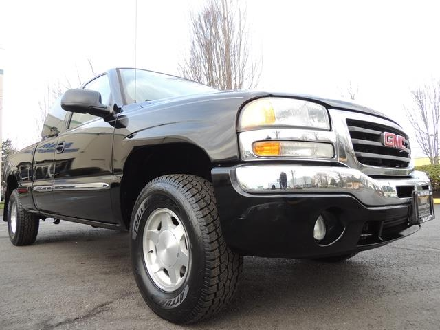 2004 GMC Sierra 1500 SLE 4dr Extended Cab SLE / 4WD / Excel Cond - Photo 12 - Portland, OR 97217