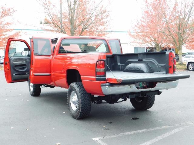 2001 Dodge Ram 2500 SLT / 4X4 / 5.9L CUMMINS DIESEL 1-OWNER LOW MILES - Photo 27 - Portland, OR 97217