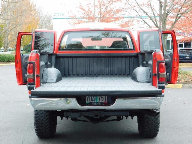 2001 Dodge Ram 2500 SLT / 4X4 / 5.9L CUMMINS DIESEL 1-OWNER LOW MILES - Photo 21 - Portland, OR 97217