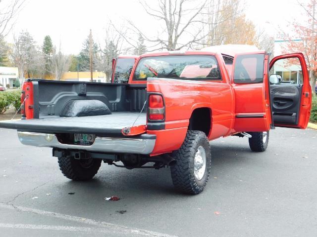 2001 Dodge Ram 2500 SLT / 4X4 / 5.9L CUMMINS DIESEL 1-OWNER LOW MILES - Photo 28 - Portland, OR 97217