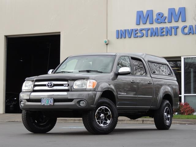 2006 Toyota Tundra SR5 SR5 4dr Double Cab LIFTED NEW WHEELS U0026 TIRES   Photo  1
